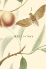 Seize the Day: Inspiring Quote Gift Notebook, Wide Ruled, 100 pages Cover Image