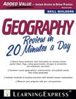 Geography Review in 20 Minutes a Day Cover Image