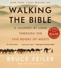 Walking the Bible CD Low Price: A Journey by Land Through the Five Books of Moses Cover Image