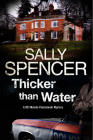 Thicker Than Water: A British Police Procedural Set in 1970s (Monika Panitowski Mystery #10) Cover Image