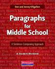 Paragraphs for Middle School: A Sentence-Composing Approach: A Student Worktext Cover Image
