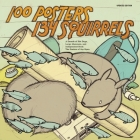 100 Posters/134 Squirrels: A Decade of Hot Dogs, Large Mammals, and Independent Rock: The Posters of Jay Ryan Cover Image