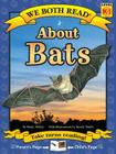 About Bats (We Both Read: Level K-1) Cover Image