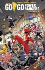 Saban's Go Go Power Rangers Vol. 4  (Mighty Morphin Power Rangers #4) Cover Image