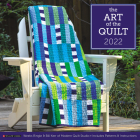 Art of the Quilt 2022 Wall Calendar Cover Image