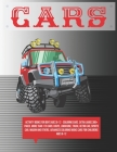 Activity Books for boys Ages 6-12 - Coloring Cars. Extra Large 300+ pages. More than 170 cars: Coupe, Limousine, Truck, Retro car, Sports car, Wagon a Cover Image