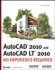 AutoCAD 2010 and AutoCAD LT 2010 Cover Image