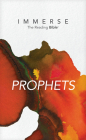 Immerse: Prophets (Softcover) Cover Image