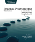 Practical Programming: An Introduction to Computer Science Using Python 3.6 Cover Image