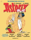 Asterix Omnibus #2: Collects Asterix the Gladiator, Asterix and the Banquet, and Asterix and Cleopatra Cover Image