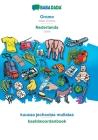 BABADADA, Oromo - Nederlands, kuusaa jechootaa mullataa - beeldwoordenboek: Afaan Oromoo - Dutch, visual dictionary Cover Image