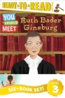 You Should Meet Ready-to-Read Value Pack 1: Ruth Bader Ginsburg; Women Who Launched the Computer Age; Misty Copeland; Shirley Chisholm; Roberta Gibb; Mae Jemison Cover Image