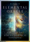 The Elemental Oracle: Alchemy Science Magic (Rockpool Oracle Card Series) Cover Image
