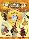 Old-Time Halloween Illustrations [With CDROM] (Dover Electronic Clip Art) Cover Image