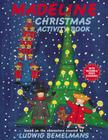 Madeline Christmas Activity Book Cover Image