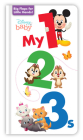 Disney Baby: My 123s Cover Image
