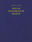Nestle-Aland Novum Testamentum Graece 28 (Na28) Wide Margin Cover Image