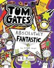 Tom Gates Is Absolutely Fantastic (at Some Things) Cover Image