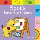 Spot's Favorite Colors Cover Image