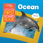 National Geographic Kids Little Kids First Board Book: Ocean (First Board Books) Cover Image