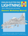 English Electric/BAC Lightning Manual: 1954 to 1988 (All Marks and Models) Cover Image