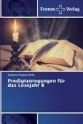 Predigtanregungen für das Lesejahr B Cover Image