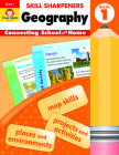 Skill Sharpeners Geography, Grade 1 Cover Image