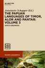 The Papuan Languages of Timor, Alor and Pantar: Volume 3 Cover Image