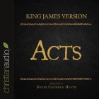 Holy Bible in Audio - King James Version: Acts Lib/E Cover Image