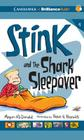 Stink and the Shark Sleepover (Stink (Audio) #9) Cover Image