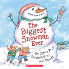 The Biggest Snowman Ever Cover Image