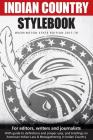 Indian Country Stylebook: Washington State Edition 2017-18 (2017-18 Edition) Cover Image