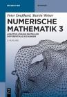 Numerische Mathematik 3 (de Gruyter Studium) Cover Image