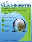 Math Mammoth Grade 5 Tests and Cumulative Reviews Cover Image
