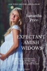 Expectant Amish Widows 3 Books-in-1 (Volume 2) Their Son's Amish Baby: Amish Widow's Proposal: The Pregnant Amish Nanny: Amish Romance Cover Image