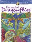 Creative Haven Entangled Dragonflies Coloring Book (Adult Coloring) Cover Image