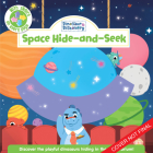 Dinosaur Discovery: Space Hide-and-Seek (Clever Plays) Cover Image