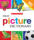 Scholastic First Picture Dictionary - Revised Cover Image