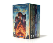 Wingfeather Saga Boxed Set: On the Edge of the Dark Sea of Darkness; North! Or Be Eaten; The Monster in the Hollows; The Warden and the Wolf King (The Wingfeather Saga) Cover Image