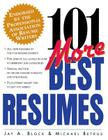 101 More Best Resumes Cover Image