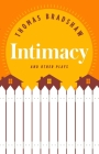 Intimacy and Other Plays Cover Image