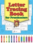 Letter Tracing Book for Preschoolers Cover Image