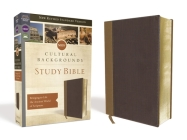 Nrsv, Cultural Backgrounds Study Bible, Leathersoft, Tan/Brown, Comfort Print: Bringing to Life the Ancient World of Scripture Cover Image