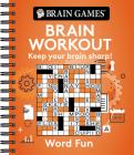 Brain Games - Brain Workout: Word Fun Cover Image