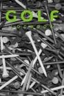 Golf Logbook: Golf Lover's Scorecard Cover Image