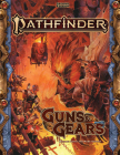 Pathfinder RPG Guns & Gears (P2) Cover Image