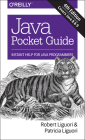 Java Pocket Guide: Instant Help for Java Programmers Cover Image