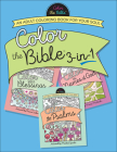 Color the Bible(r) 3-In-1: An Adult Coloring Book for Your Soul Cover Image