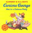 Curious George Goes to a Costume Party Cover Image