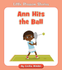 Ann Hits the Ball (Little Blossom Stories) Cover Image